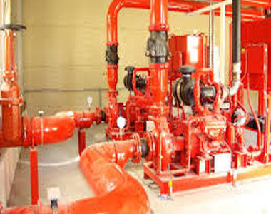 Fire Fighting System (Local and Industrial)